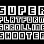 Thumb super platform scrolling shoot