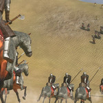 Thumb mount blade warband