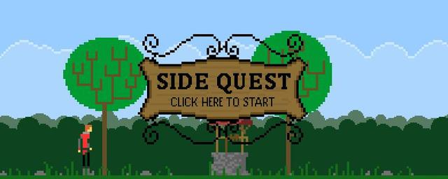 Side quest 18709