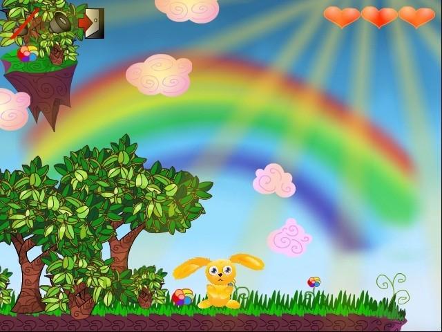 Конкурсы по цветам радуги