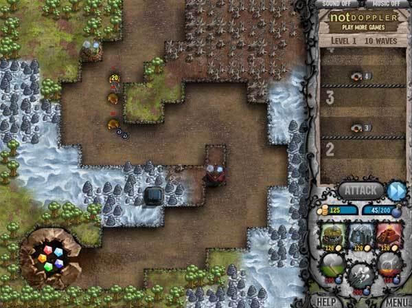 Moartea cu lingura online game