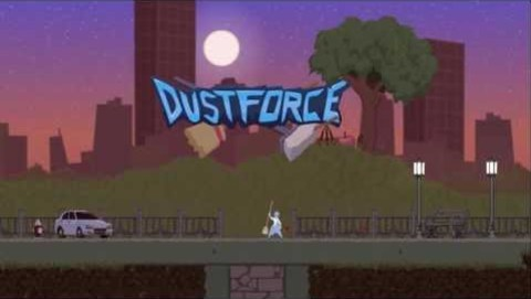 Dustforce Trailer - Available on Steam!